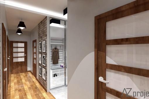 AZ projekty Apartament Mokotów 6
