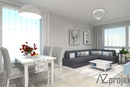AZ projekty salon 2